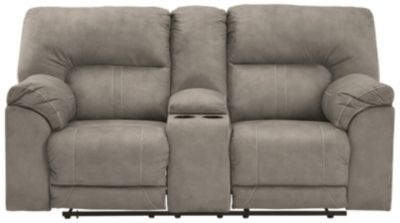 Ashley Cavalcade Power Reclining Console Loveseat