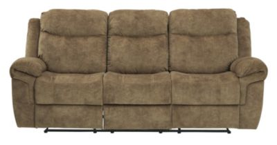 Ashley Huddle Up Reclining Sofa With Drop Down Table