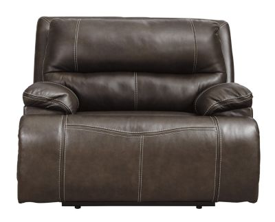 Ashley Ricmen Leather Power Motion Recliner
