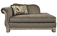 Ashley Richburg Chaise with Left-Facing Corner