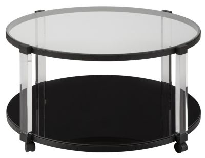 Ashley Delsiny Round Coffee Table