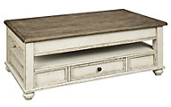 Ashley Realyn Lift-Top Coffee Table