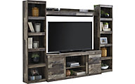 Ashley Derekson Entertainment Center