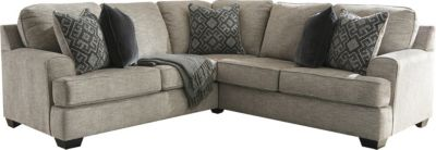 Ashley Bovarian 2-Piece Sectional With Right-Facing Chais