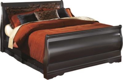 Ashley Huey Vineyard Full Sleigh Bed