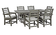 Ashley Visola 7-Piece Outdoor Dining Set
