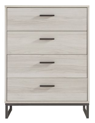 Ashley Socalle Four Drawer Chest