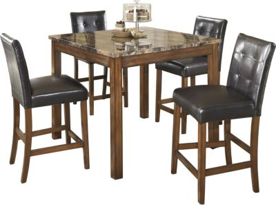 Ashley Theo 5-Piece Counter Set