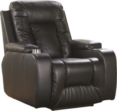 Ashley Matinee Eclipse Power Recliner