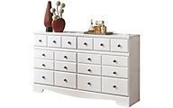 Ashley Weeki Dresser