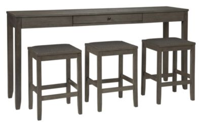 Ashley Caitbrook 4-Piece Counter Set