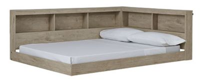 Ashley Oliah Full Bookcase Storage Bed