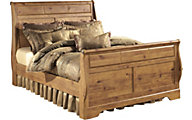 Ashley B219 Collection King Sleigh Bed
