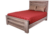 Ashley Zelen Queen Bed