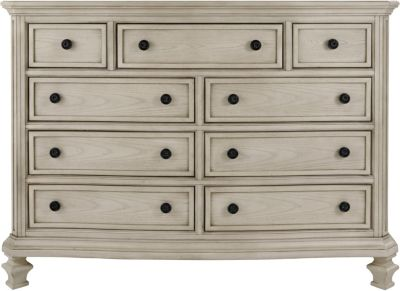 Ashley Demarlos White Dresser
