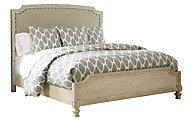 Ashley Demarlos King Bed