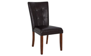 Ashley Lacey Vinyl Side Chair