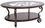 Ashley Nestor Oval Coffee Table