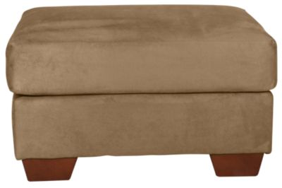 Ashley Darcy Mocha Ottoman