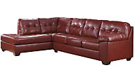 Ashley Alliston Salsa Bonded Ltr 2-Piece Sectional