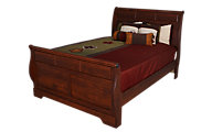 Ashley Timberline Queen Sleigh Bed