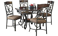 Ashley Glambrey 5-Piece Dining Set