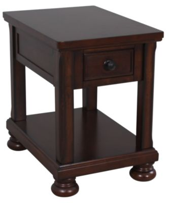 Ashley Porter Chairside Table
