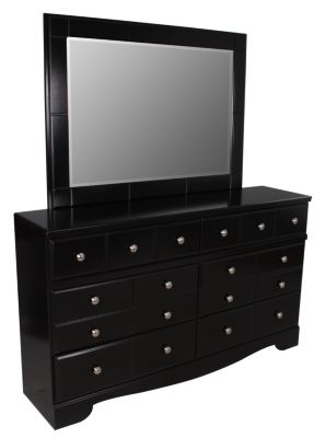 Ashley Shay Dresser With Mirror