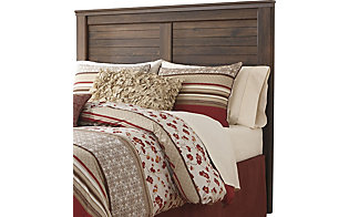 Ashley Quinden King Panel Headboard