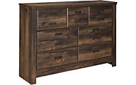 Ashley Quinden Dresser