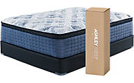Ashley Mt. Dana Plush Euro Top Mattress in a Box