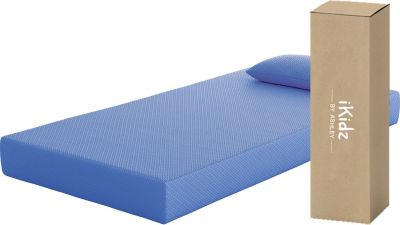 Ashley IKidz Blue Mattress Collection