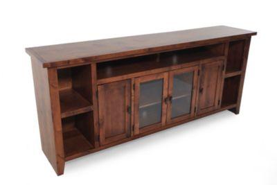 Aspen Alder Grove 84Inch TV Console Homemakers Furniture