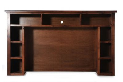 Aspen Alder Grove Console Hutch Top Only