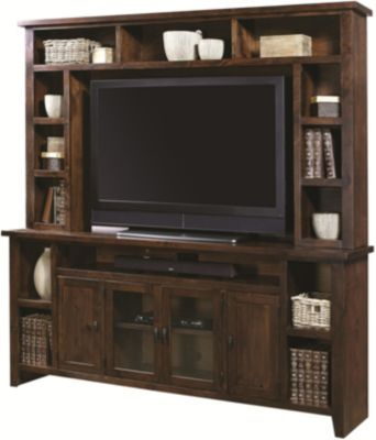 Aspen Alder Grove Entertainment Center