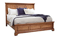 Aspen Alder Creek Queen Panel Bed