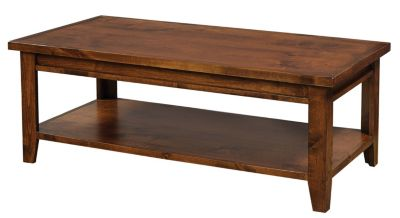 Aspen Grove Fruitwood Coffee Table Homemakers Furniture