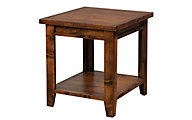 Aspen Grove Fruitwood End Table
