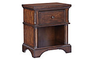 Aspen Bancroft 1-Drawer Nightstand