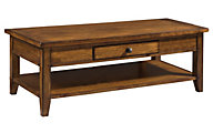 Aspen Cross Country Coffee Table