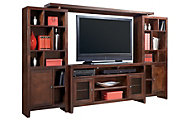 Aspen Essentials Lifestyles Entertainment Wall