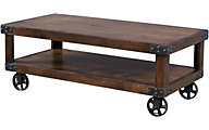 Aspen Industrial Coffee Table