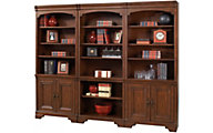 Aspen Rcihmondt Tall Bookcase Wall