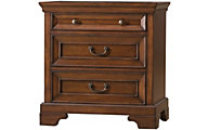 Aspen Richmond 3-Drawer Nightstand