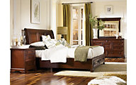 Aspen Richmond 4-Piece Queen Storage Bedroom Set