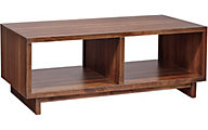 Aspen Walnut Heights Stout Coffee Table