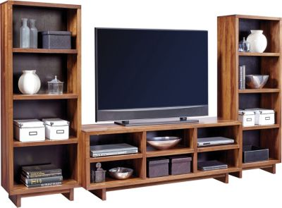 Aspen Walnut Heights Entertainment Center