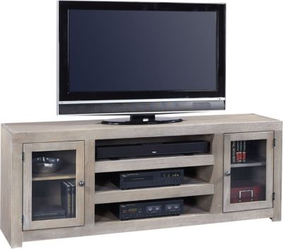 Aspen Contemporary Driftwood 72-Inch Console