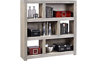 Aspen Contemporary Driftwood Bookshelf