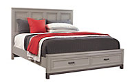 Aspen Hyde Park King Storage Bed